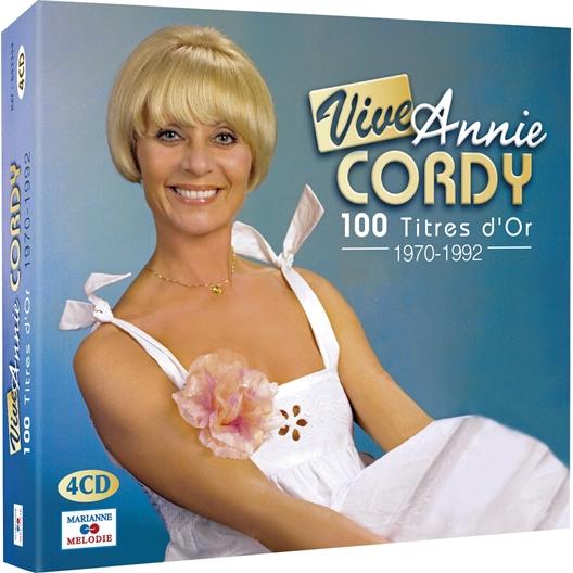"""le lot """"Vive Annie"""" 4CD Vive Annie + DVD Annie"""
