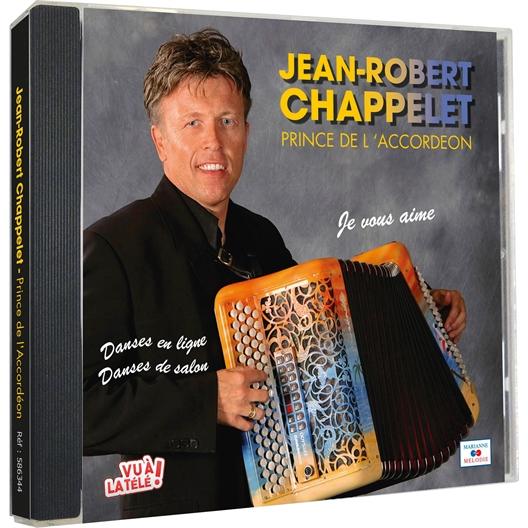 Jean-Robert Chappelet : Je vous aime