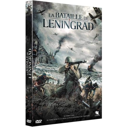 La bataille de Leningrad : Maria Melnikova, Andrey Mironov-Udalov, …