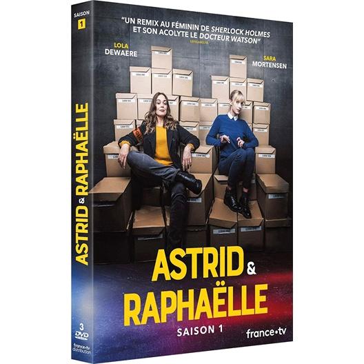Astrid & Raphaëlle : Sara Mortensen, Lola Dewaere, …
