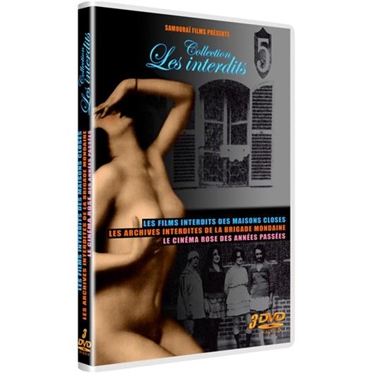Les Interdits (3 DVD)