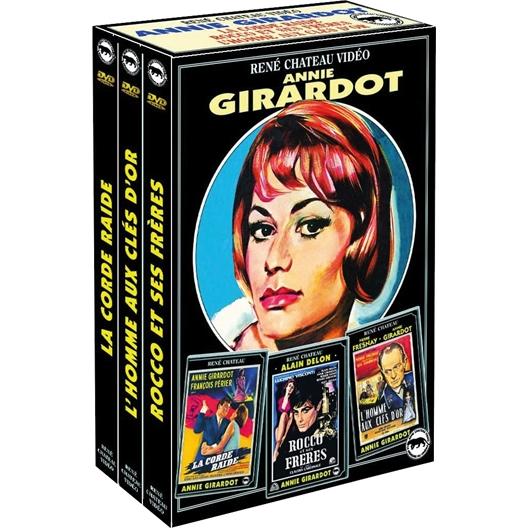 Coffret Annie Girardot : 3 films
