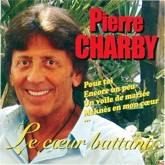 Pierre Charby : Le coeur battant (CD)