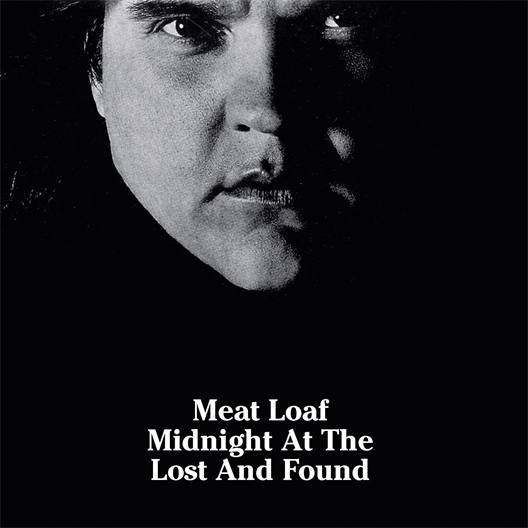 Meat Loaf : Midnight at the lost and found