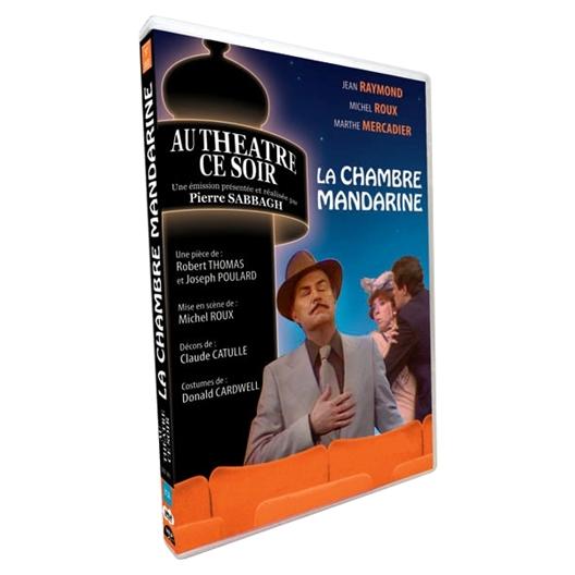 La chambre mandarine (DVD)