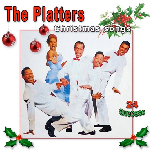The Platters : Christmas songs