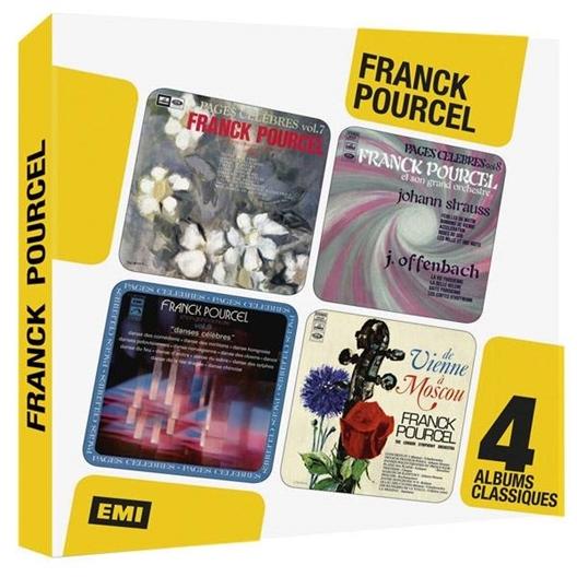 Frank Pourcel : Pages célèbres