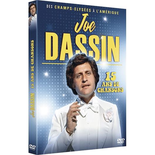 Joe Dassin 15 ans de chansons