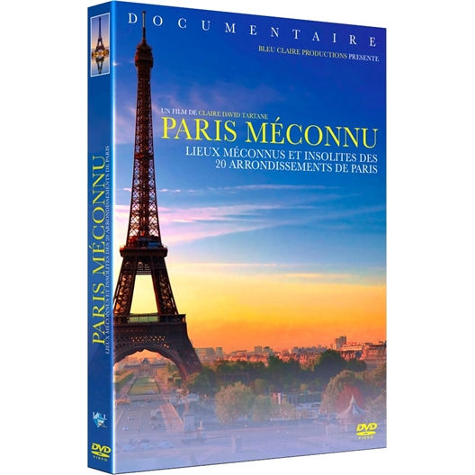 DVD «Paris méconnu»