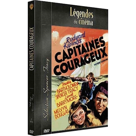 Capitaines courageux : Lionel Barrymore, Freddie Bartholomew…