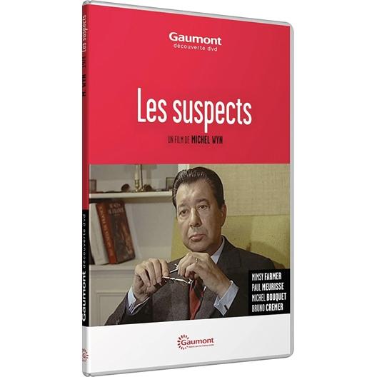 Les suspects : Paul Meurisse, Michel Bouquet, Bruno Cremer, …