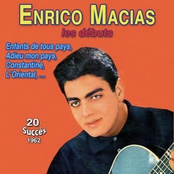 Enrico Macias : Les débuts