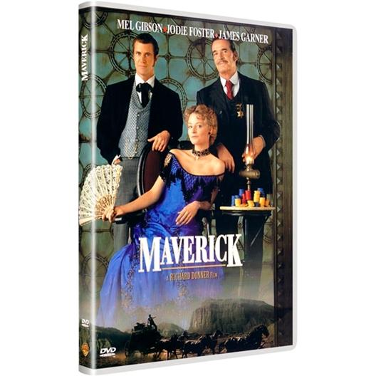 Maverick : James Coburn, Jodie Foster…