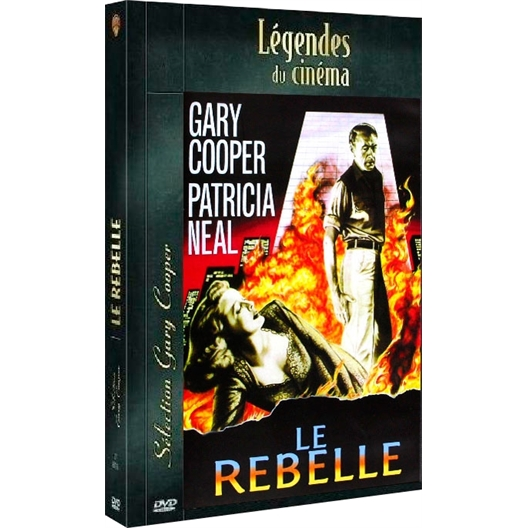 Le Rebelle : Gary Cooper, Patricia Neal