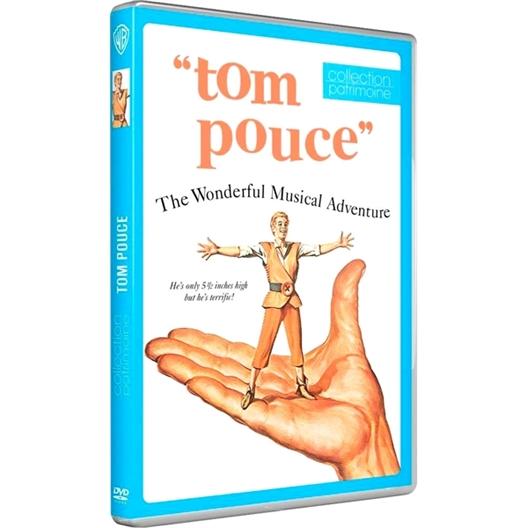 Tom Pouce : Russ Tamblyn, June Thorburn, Peter Sellers
