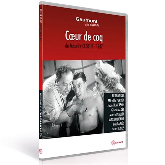 Cœur de coq : Fernandel, Mireille Perrey…