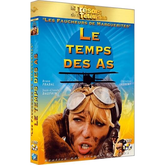 Les faucheurs de marguerites - Le temps des As : Bruno Pradal, Christine Laurent, Jean-Claude Dauphin…
