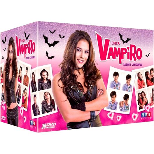 Chica Vampiro Intégrale Saison 1 : Eduardo Perez, Greeicy Rendon