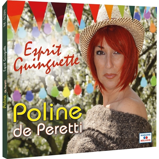Poline de Peretti : Esprit Guinguette