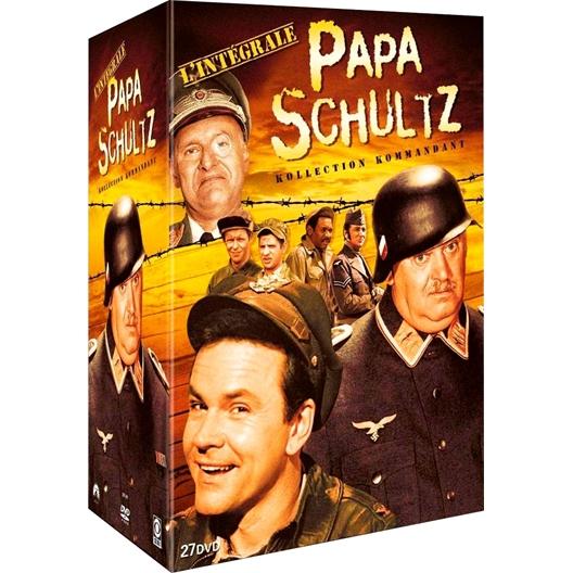 Papa Schultz Intégrale 6 saisons : Bob Crane, John Banner...