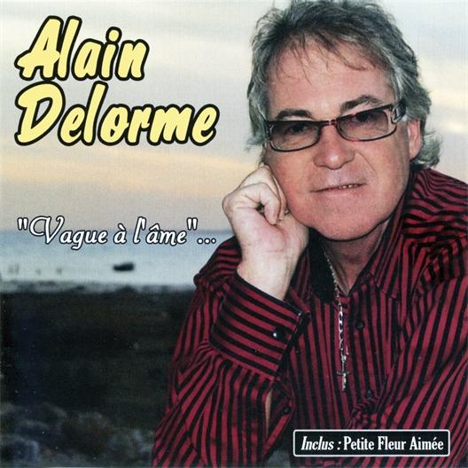 Alain Delorme : Vague à l'âme