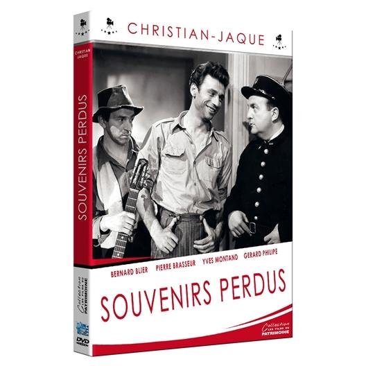 Souvenirs perdus (DVD) - Bernard Blier, Pierre Brasseur, Suzy Delair