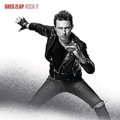 Greg Zlap : Rock It