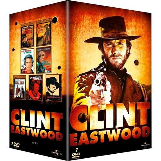 Clint Eastwood 7 westerns : Donna Mills, Susan Clark...