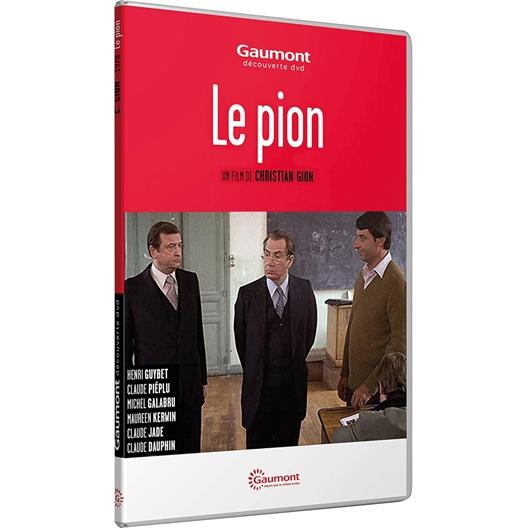 Le pion : Michel Galabru, Henri Guybet, Claude Pieplu, ...