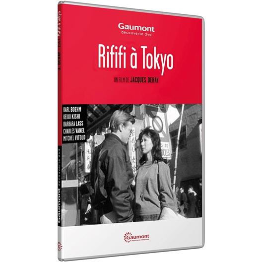 Rififi à Tokyo : Karlheinz Böhm, Charles Vanel, …