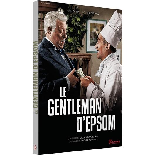 Le Gentleman D'Epsom : Louis de Funès, Jean Gabin, …