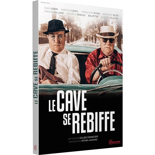 La Cave se rebiffe : Jean Gabin, Martine Carol, …