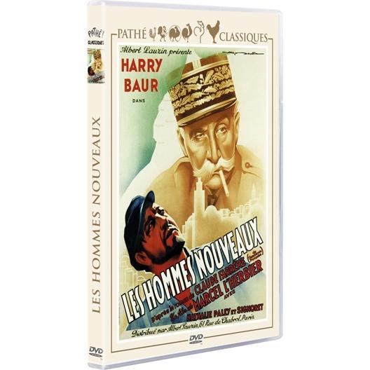 Les hommes nouveaux : Harry Baur, Marcel L'Herbier, …