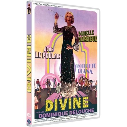 Divine : Danielle Darrieux, Jean Le Poulain, Richard Fontana
