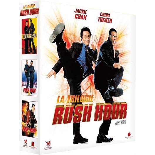 Rush Hour - La trilogie : Jackie Chan, Chris Tucker, …
