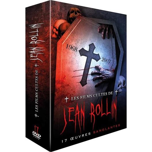 Jean Rollin : Coffret 17 films