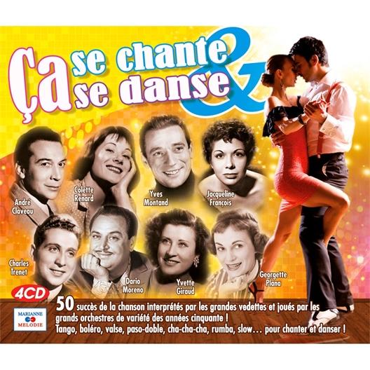 Ça se chante et ça se danse (4 CD)