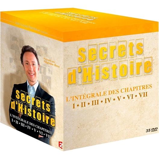 Secrets d'histoire Chapitres 1 à 7 : Présenté par Stéphane Bern