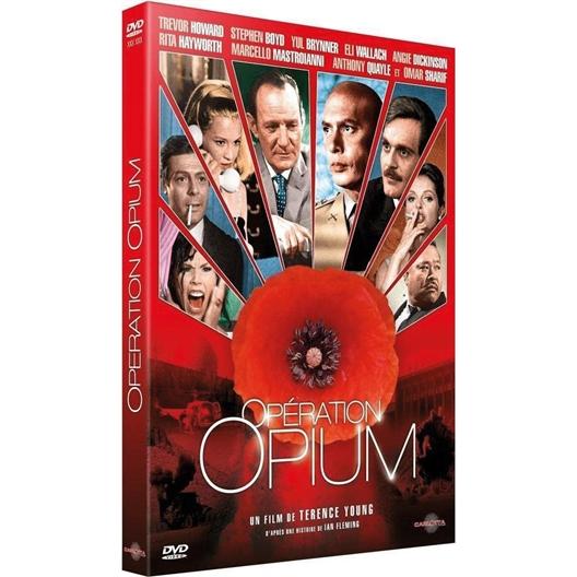 Opération Opium : Senta Berger, Stephen Boyd, …