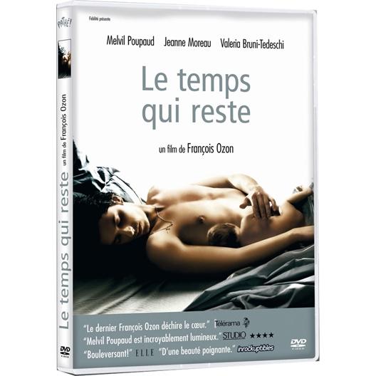 Le temps qui reste : Jeanne Moreau, Melvil Poupaud