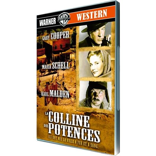 La colline des potences : Gary Cooper, Maria Schell…