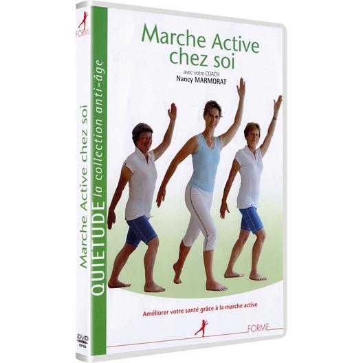 Marche active chez soi