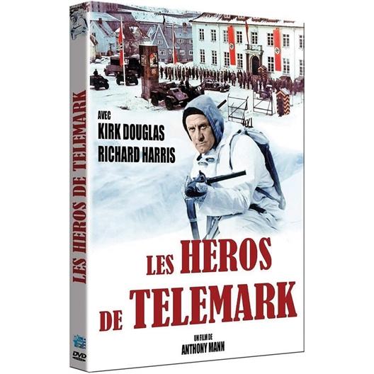 Les héros de télémark : Kirk Douglas, Richard Harris…