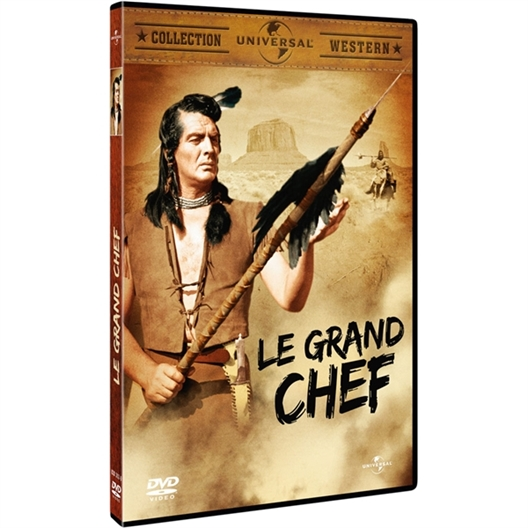 Le grand chef (DVD)