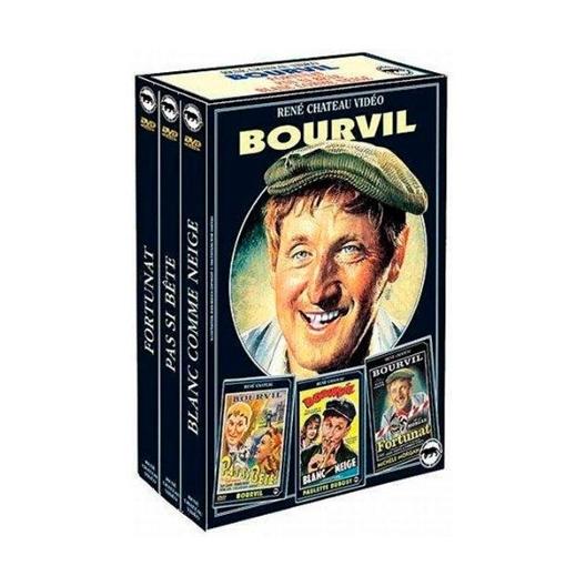 Bourvil : Le coffret 3 DVD