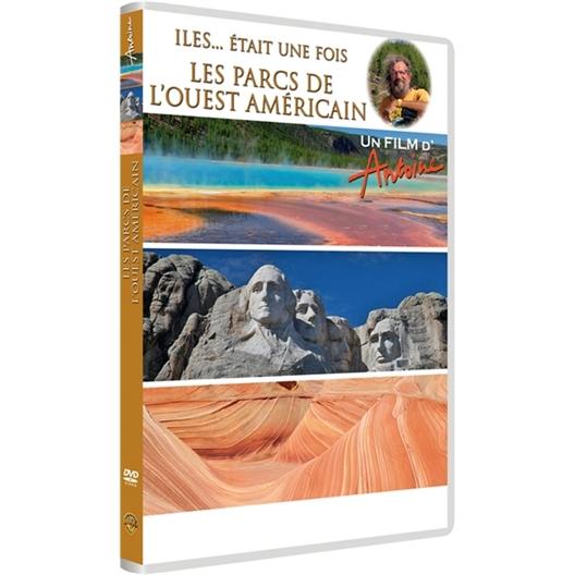 Les Parcs de L'Ouest américain (DVD)