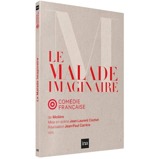 Le malade imaginaire : Jacques Eyser, Jacques Charon…