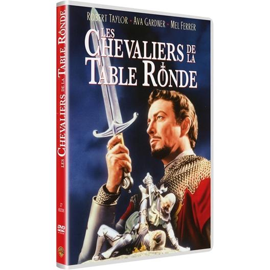 Les chevaliers de la table ronde : Robert Taylor, Ava Gardner…