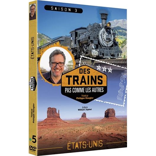 Etats-Unis en Train