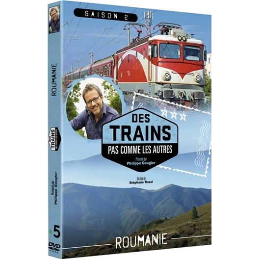 Roumanie en Train
